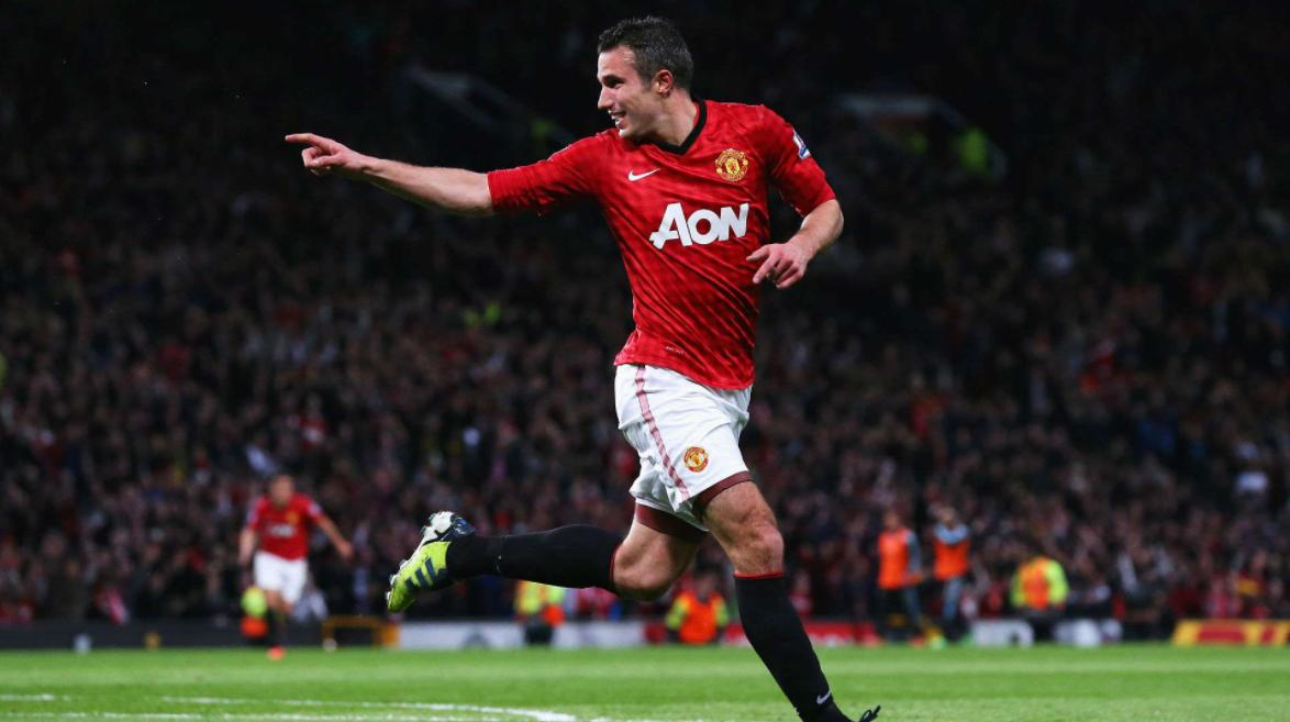 striker manchester united